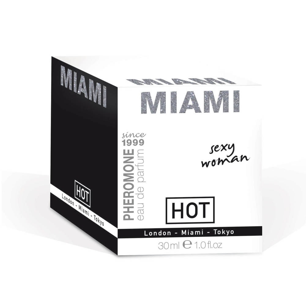 HOT Pheromone Perfume MIAMI sexy woman 30 ml