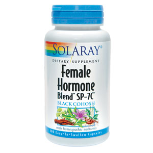Female Hormone Blend 100cps Solaray