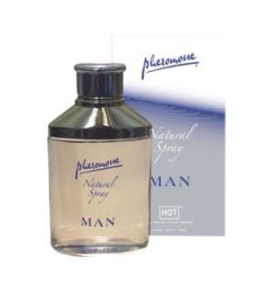 Parfum feromoni Hot Man Pheromone Natural Spray, fara miros, 50 ml