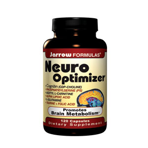 Neuro Optimizer 120cps Jarrow Formulas