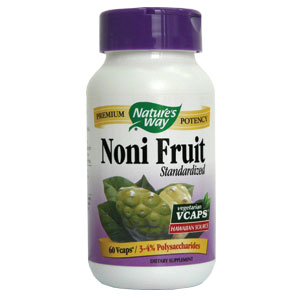 Noni Fruit SE Nature's Way