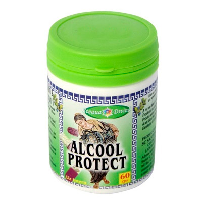 Alcool Protect x 60 cps