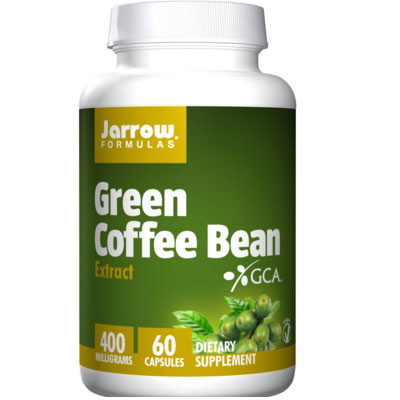 Green Coffee Bean 400mg Jarrow
